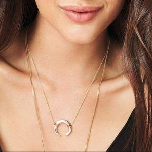 :: Stella & Dot Luna Pendant Necklace